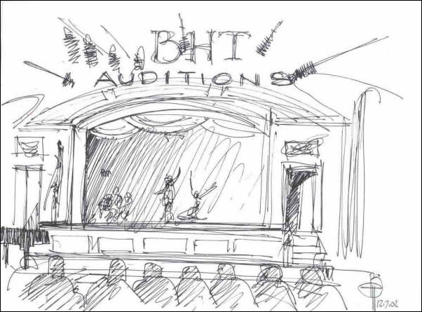 BHT Auditions